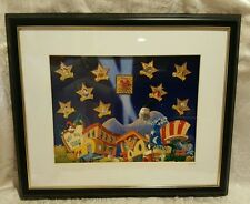 WALT DISNEY Mickey Mouse Studio Stars of the Millenium Limited Framed Pin Set