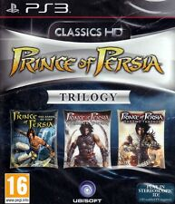 Prince of Persia Trilogy Classics HD (PS3 Playstation 3) FREE US Shipping NEW