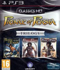 Prince of Persia Trilogy Classics HD (ps3 Playstation 3) kostenlose USA Versand NEU