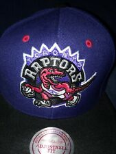 New Era Toronto Raptors NBA Snapback Hat - Purple