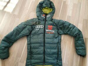 BIATHLON DSV SOFTSHELL Jacke Adidas Damen Größe 36 EUR 109