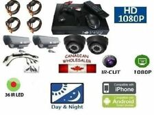 4 CH H264 120FPS REALTIME STANDALONE DVR CCTV Security system 2MP HD 1080p mtlc