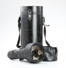 Nikon Nikkor AI-S ED IF 400 mm 3.5 + Sehr Gut (224048)