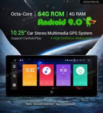 """XTRONS TBX125L AUTORADIO 10.25"""" GPS 2 DIN ANDROID 9 WI-FI 4G DAB 8CORE 4GB+64GB"""