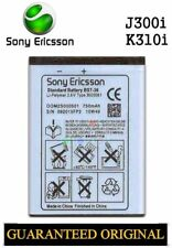 GENUINE BATTERY SONY ERICSSON J300i, K310i K750i  BST-36