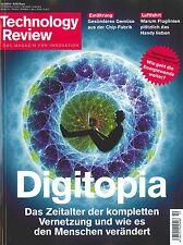 Technology Review, Ausgabe Oktober 10/2014 +++ wie neu +++