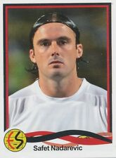 N°097 SAFET NADAREVIC # BOSNIA ESKISEHIRSPOR ES STICKER PANINI SUPERLIG 2011