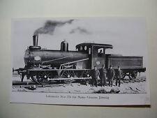 SWE164 - MORA-VANERNS Railway LOCOMOTIVE No11 *REPRO* PHOTO Sweden
