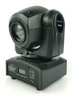 SevenStars Moving Head DJ Lighting - Color/Pattern Changing LED Spotlight Strobe