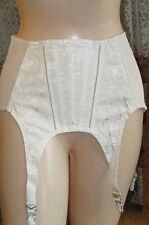 1950S VINTAGE GARTER BELT GIRDLE BESTFORM 3128 SZ 26 DEADSTOCK