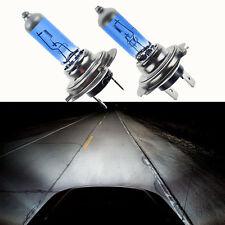 Bright H7 55W 12V 6000K 2pcs Xenon Gas Halogen Headlight White Light Lamp Bulbs