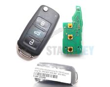 VW Seat Skoda Schlüssel Golf 6 Jetta Polo UP Tiguan 434 MHz 5K0837202AD key cle