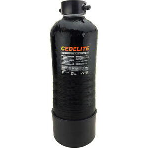 25L CEDELITE Resin Vessel Canister - To be used with DI or Softener Resin