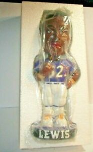 NEW IN BOX RAY LEWIS BOBBLEHEAD BALTIMORE RAVENS