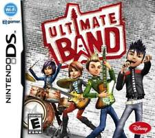 Ultimate Rock Music Band Nintendo DS/Lite/DSi/XL/3DS BRAND NEW