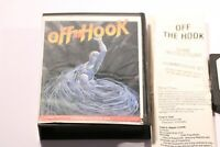 RETRO COMMODORE 64 (C64) 128 GAME ( OFF THE HOOK )  BY ELECTRIC DREAMS 1986