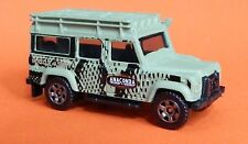 2010 Matchbox Loose 1997 Land Rover Defender 110 Anaconda Brand New Combine Ship
