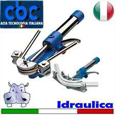 Curvatubi Piegatubi idraulica portatile rame – 7 forme (10-12-14-16-18-20-22)...