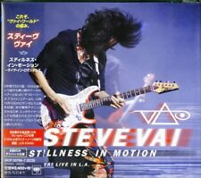 STEVE VAI-STILLNESS IN MOTION: VAI LIVE IN LA-JAPAN 2 DIGIPAK BLU-SPEC CD2 H93
