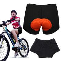 Gel Men 3D Padded Cycling Underwear Bicycle Underpants Lightweight Bike Shorts d