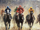"""G.Harvey""""Test Of Champions"""" Artist Proof signed """"With Best Wishes"""" 152/250 w/coa"""