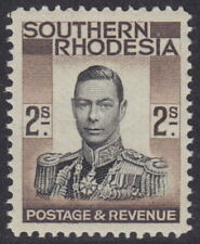 SOUTHERN RHODESIA - 1937 2s Black and brown - UM / MNH*