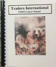 Traders International Times Course Manual & Stock Trading Signals Books
