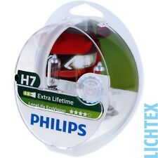 H7 Philips Longlife ecovision - 4-mal una larga vida útil-duo-Pack-Box