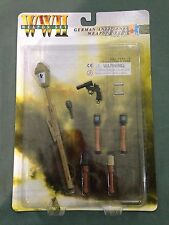 "Dragon 1/6 Scale for 12"" German Soldiers WWII Anti-Tank Weapon Set A 71033"