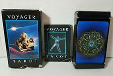 Voyager Tarot James Wanless Ken Knutson Complete 78 Card Deck Book Vintage 1986
