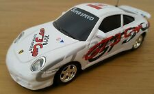 PORSCHE 911 GT3 RS DIECAST METAL  Radio Remote Control Car 1.32 FAST SPEED  14CM
