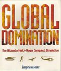 Impressions Computer Game Global Domination Ex