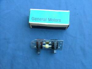 1969-70 Buick Riviera wiper switch, NOS! 1231089