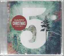 VA-Happy Christmas Volume 5 Christmas Music CD FREE SHIPPING (Brand New-Sealed)