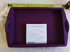 tupperware siliconen bakvorm rectangular