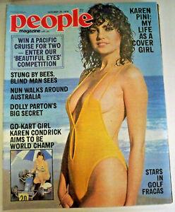 People With Pix Magazine, October 26 1978 - #M117