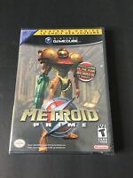 Metroid Prime (Nintendo GameCube, 2004) Player's Choice  NEW SEALED Canadian