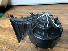 Saab 9-3 aero convertible (2005) Heater Blower Motor Fan 007016