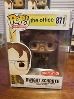 Funko Pop The Office #871 Dwight Schrute Blonde Target Exclusive