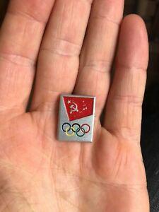 MUNICH 1972 USSR NOC pin badge CCCP