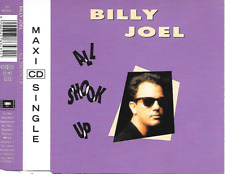 BILLY JOEL - All shook up CDM 3TR Europe 1992 (EPIC) Rock & Roll