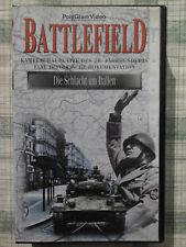 Battlefield, Die Schlacht um Italien, VHS