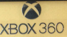 1x Xbox 360 Logo Sticker Games 34 mmx 19 mm Approx