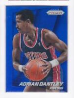 2014-15 Adrian Dantley #/99 Panini Prizm Pistons Refractor