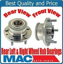 Brand New Rear Left & Right Wheel Hub Bearings Assembly for Mazda 6 2003-2008