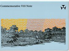 RA01(a) 1988 Bicentenary Poly $10 Folder Issue 'AA 13079934' Date Overprint Unc!