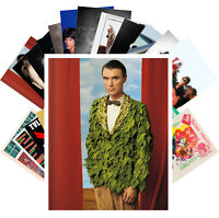 Postcards Pack [24 cards] Talking Heads Rock Music Vintage Posters Photos CC1287