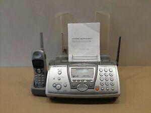 Fax Panasonic KX-FPG 376. Fax machine. Plain Paper