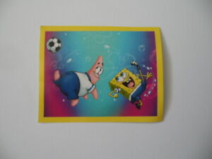 SpongeBob Squarepants Topps 2020 Nickelodeon Official Sticker Collection #136