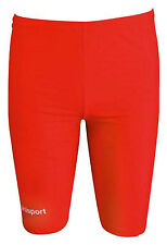 "SHORT CYCLISTE TIGHT SHORT ROUGE ""UHLSPORT TAILLE : M NEUF"